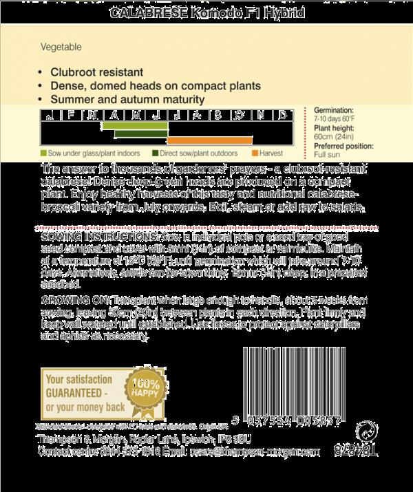 Calabrese Komodo