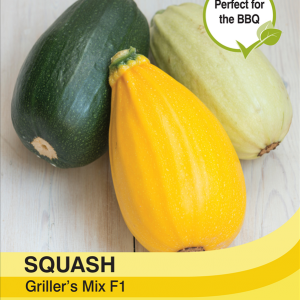 Squash Grillers Mix