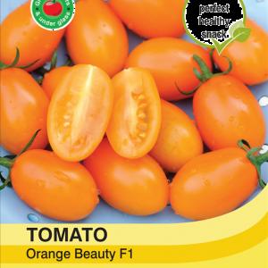 Tomato Orange Beauty F1
