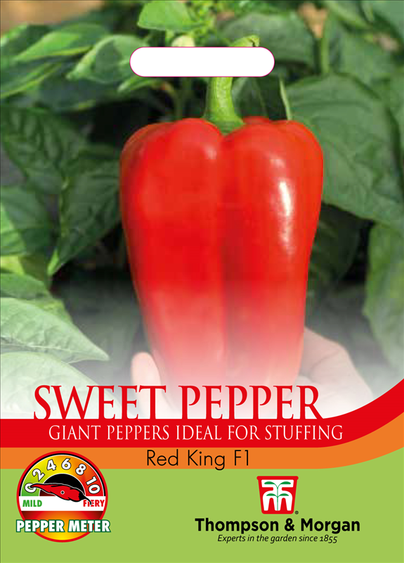 Pepper Red King F1