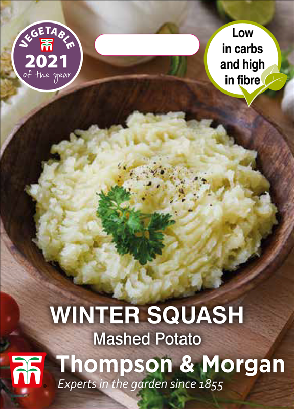 Squash Mashed Potato