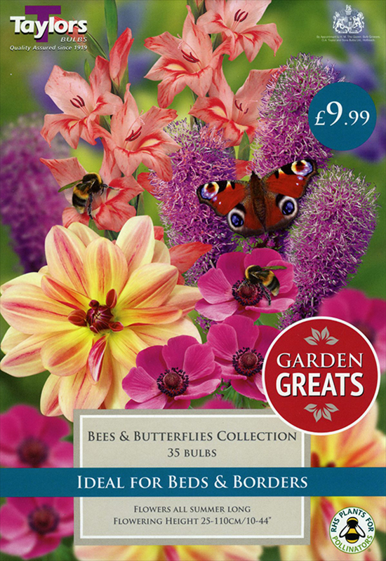 Bees & Butterflies Collection