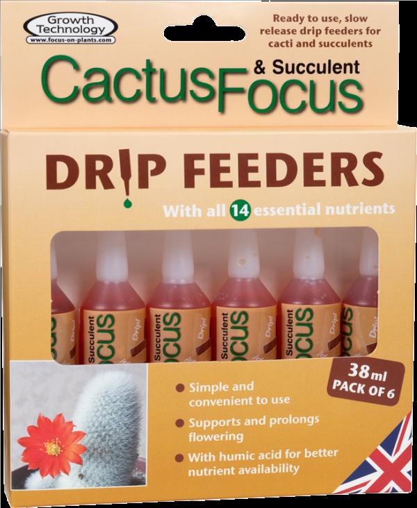 Cactus Drip Feeder x6