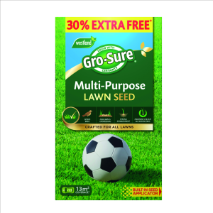 Gro-sure Multi Purpose Lawn Seed +30%