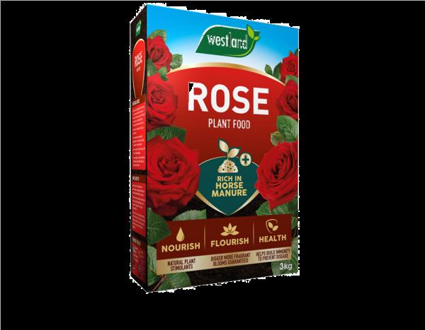Rose Food with Horse Manure 3Kg