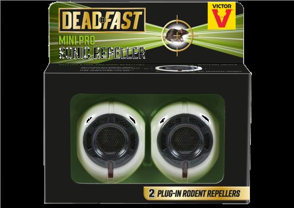 Deadfast Mini Pro Sonic Repeller Twin