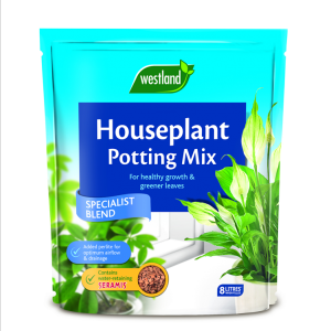 Houseplant Potting Mix (Enriched with Seramis)