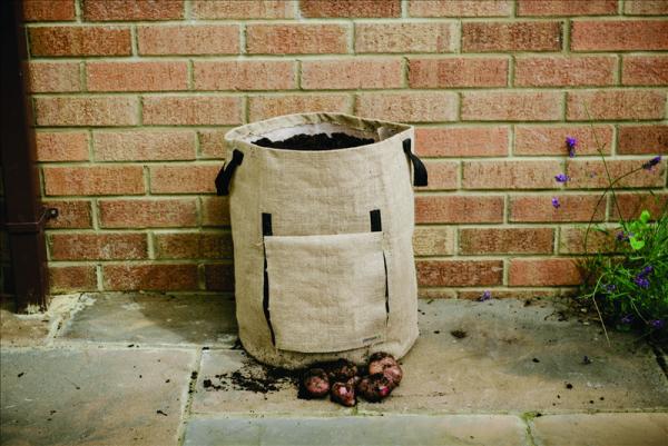 Jute Potato Planter Bag