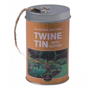 Twine Tin with Cutter 3 Ply