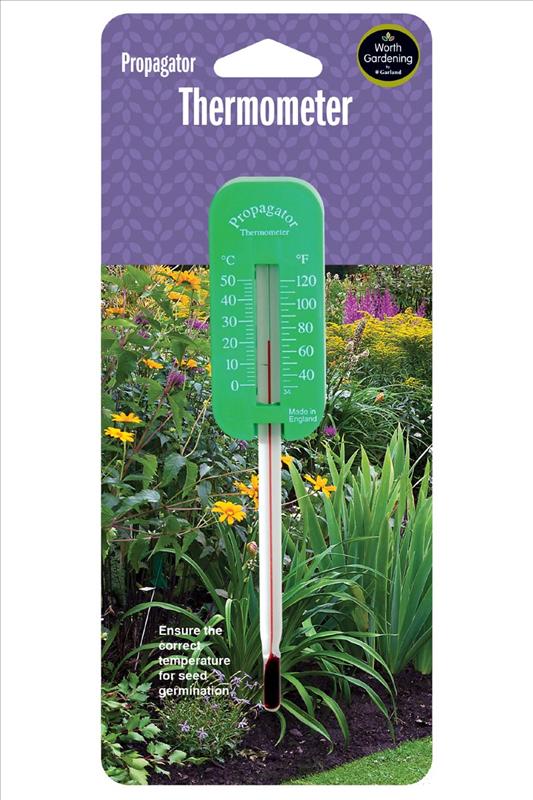 Propagator Thermometer