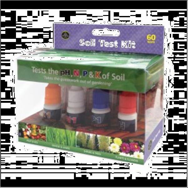 Soil Test Kit (60 Tests)
