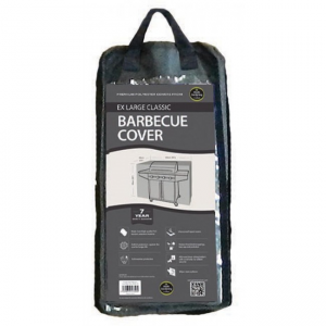 Ex Large Classic Barbecue Cover, Black