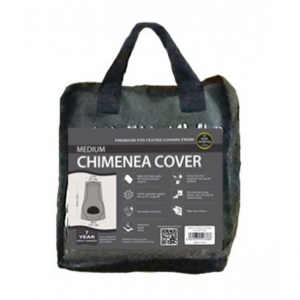 Medium Chimenea Cover, Black