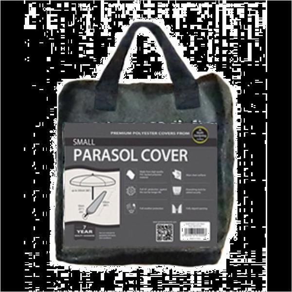 Small Parasol Cover, Black