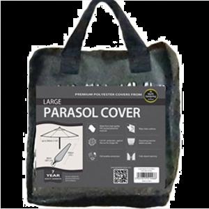 Large Parasol Cover, Black