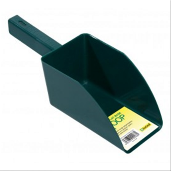 Garden Flat Base Scoop Green