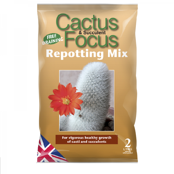 Cactus Repotting Mix 2lt