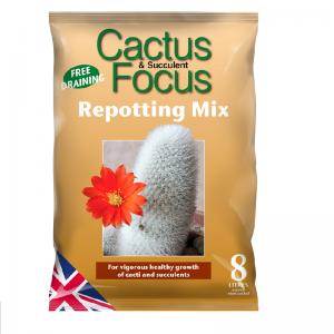 Cactus Repotting Mix 8lt