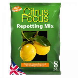 Citrus Focus Repot Mix 8l