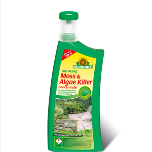 Fast Acting Moss & Algae Killer Concentrate 1litre