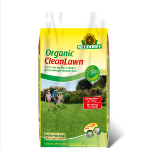 Organic Cleanlawn 8kg Bag