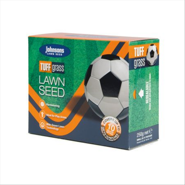 """Tuffgrass Lawn Seed """"Patch-Pack"""" 250g"""