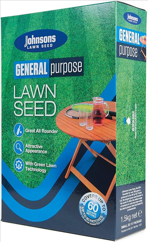 General Purpose Lawn Seed 1.5kg