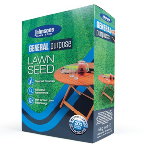 General Purpose Lawn Seed Box 5kg