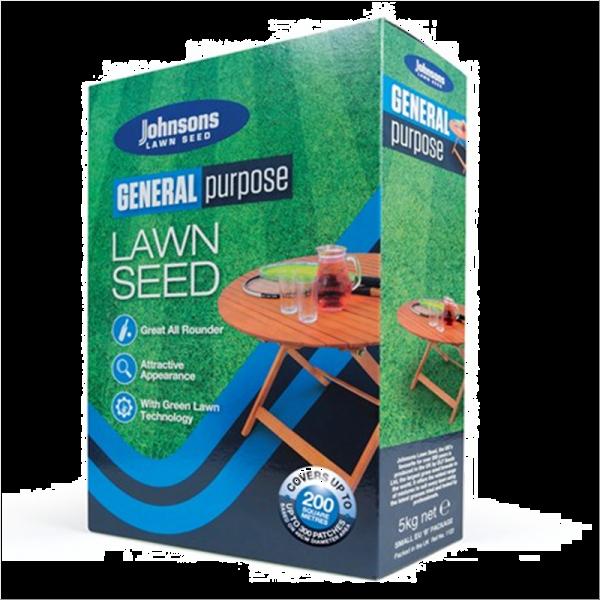 General Purpose Lawn Seed Box 5kg