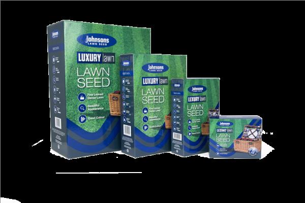 Luxury Lawn, Lawn Seed 500g
