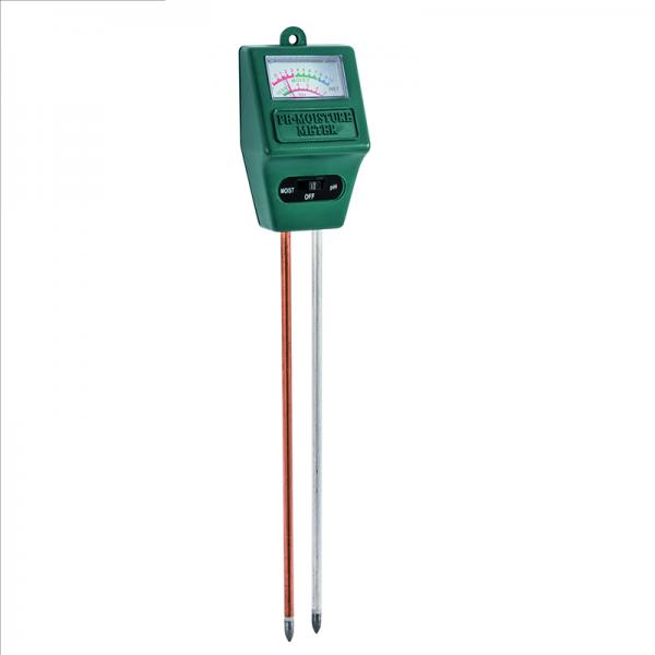 Combination pH & Moisture Meter
