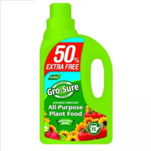 Gro-Sure All Purpose Plant Food +50%