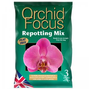 Orchid Repot Mix 3Ltr