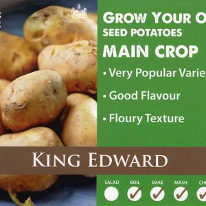 King Edward  2kg