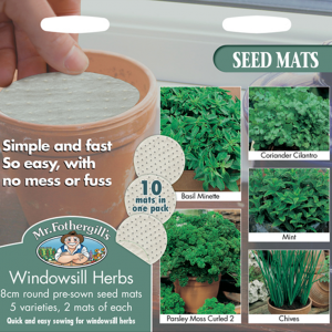 Mat Herb Collection