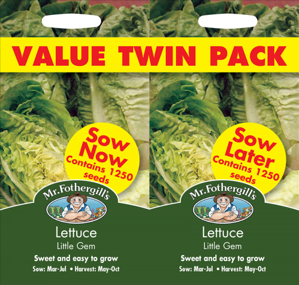 Lettuce Little Gem Bump