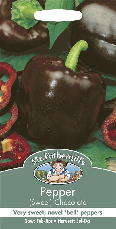 Pepper (Sweet) Chocolate