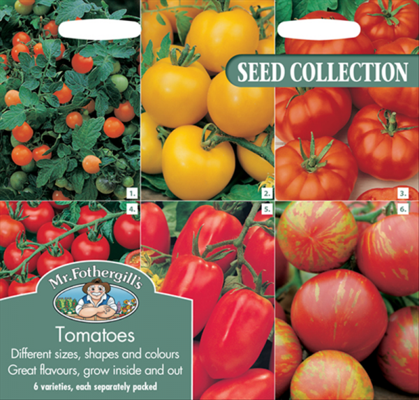 Tomatoes Collection