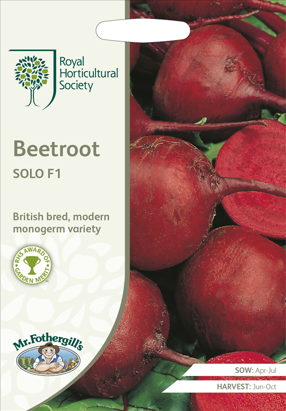 RHS Beetroot Solo F1