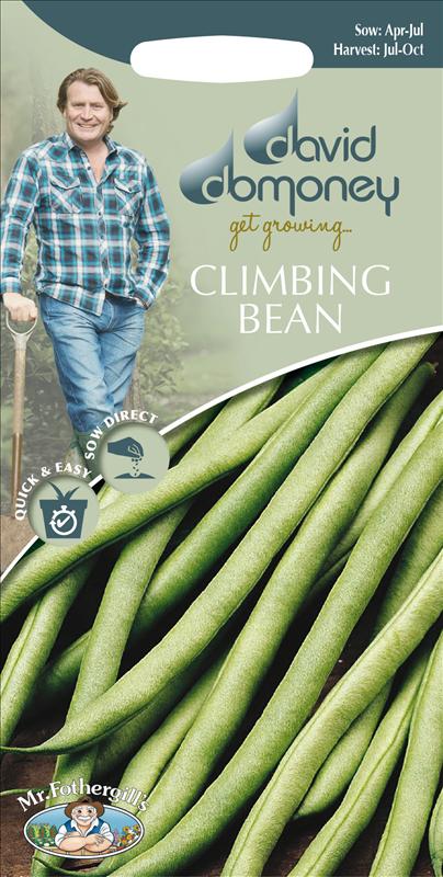 David Domoney Climbing Bean