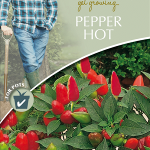 David Domoney Pepper Hot Mix