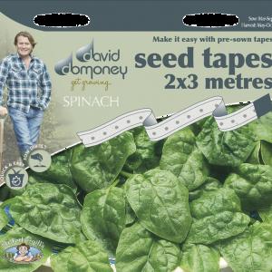 David Domoney Tape Spinach