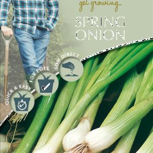 David Domoney Spring Onion