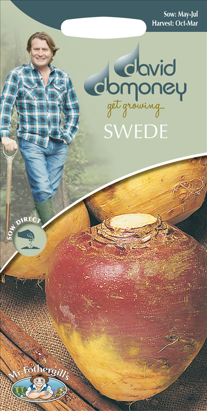 David Domoney Swede