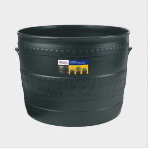 Patio Tub Smithy  35cm Gun Metal