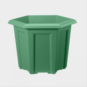 Regency Hexagonal 40cm Green
