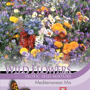 Wild Flower Mediterranean Mix