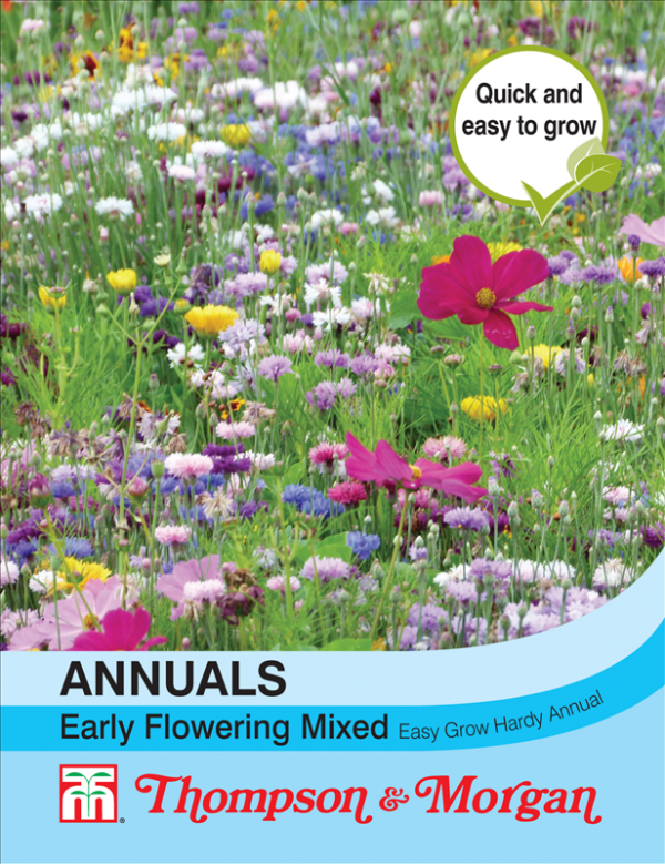 Annual Early Flowering Mixed