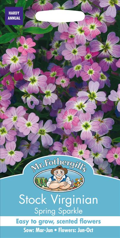Stock Virginian Spring Sparkle