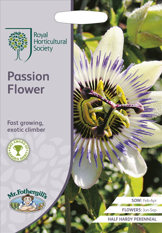 RHS Passion Flower
